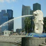 綺麗な町、シンガポール
